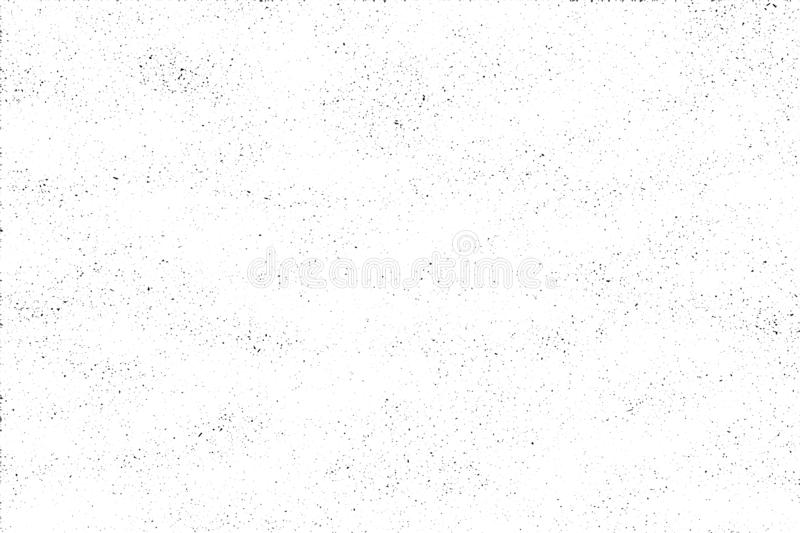 Light distressed grunge urban overlay texture background stock illustration