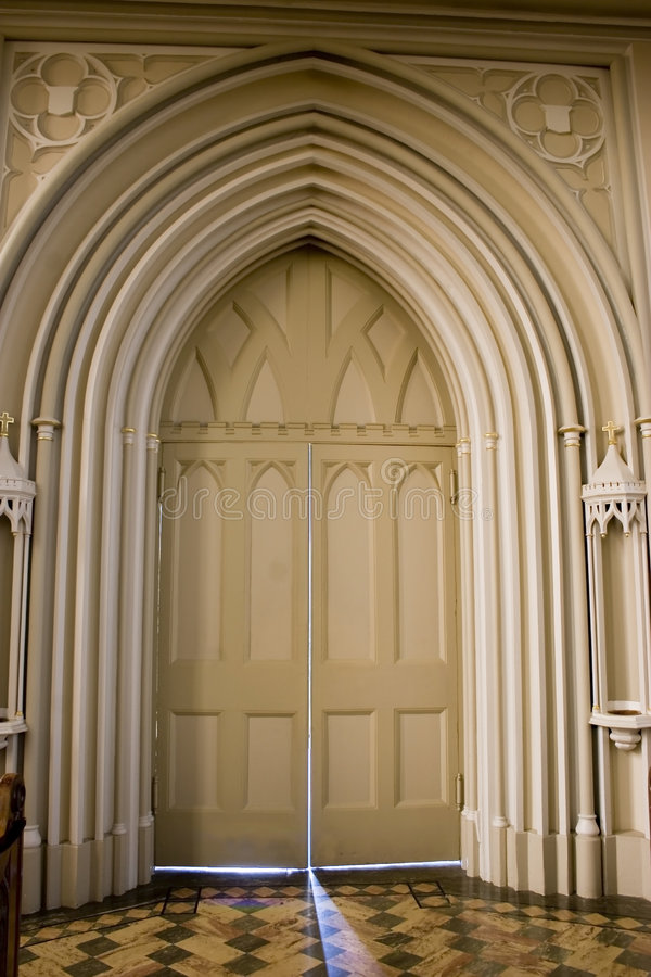 Download Light In Doorway stock image. Image of color, mass, forgive - 396667