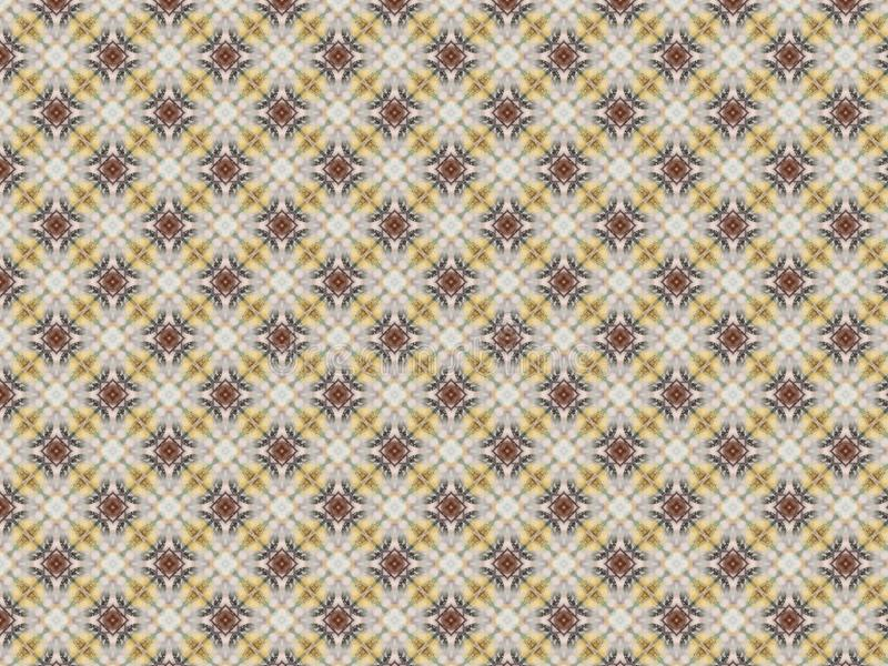 Light Easter background stitch pattern of gold thread royalty free stock photos