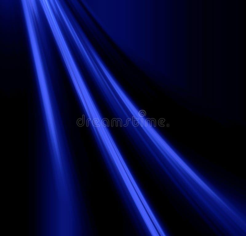 Download Light effect stock illustration. Image of light, blue, contrast - 415581
