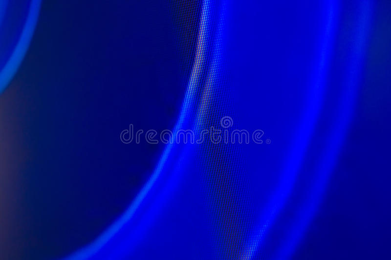 Light emitting diodes for LED display. Digital LED screen background royalty free stock photos