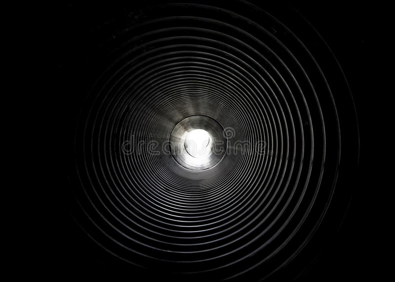 Download The Light At The End Of The Tunnel Stock Photo - Image: 19038398