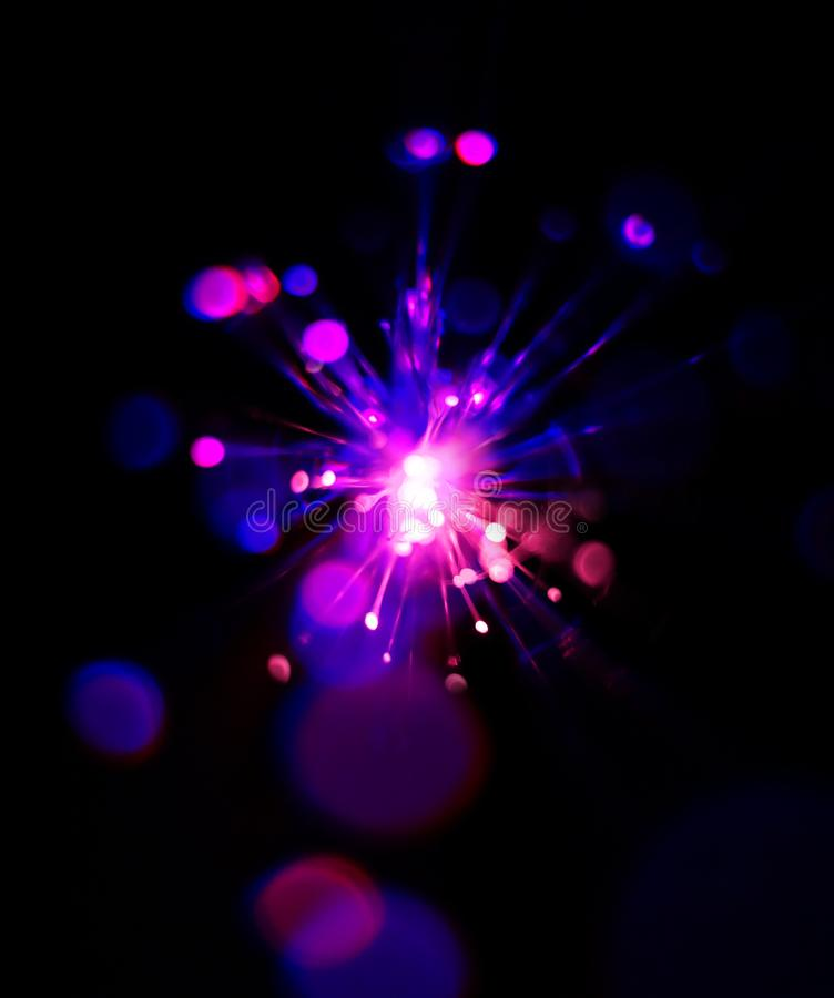 Light explosion background royalty free stock photography