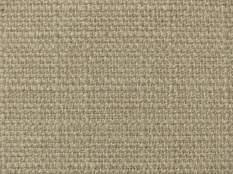 Canvas. Light fabric texture in beige tones. Suitable for backgrounds, wallpapers, cover. Light fabric texture in beige tones. Suitable for backgrounds royalty free stock images