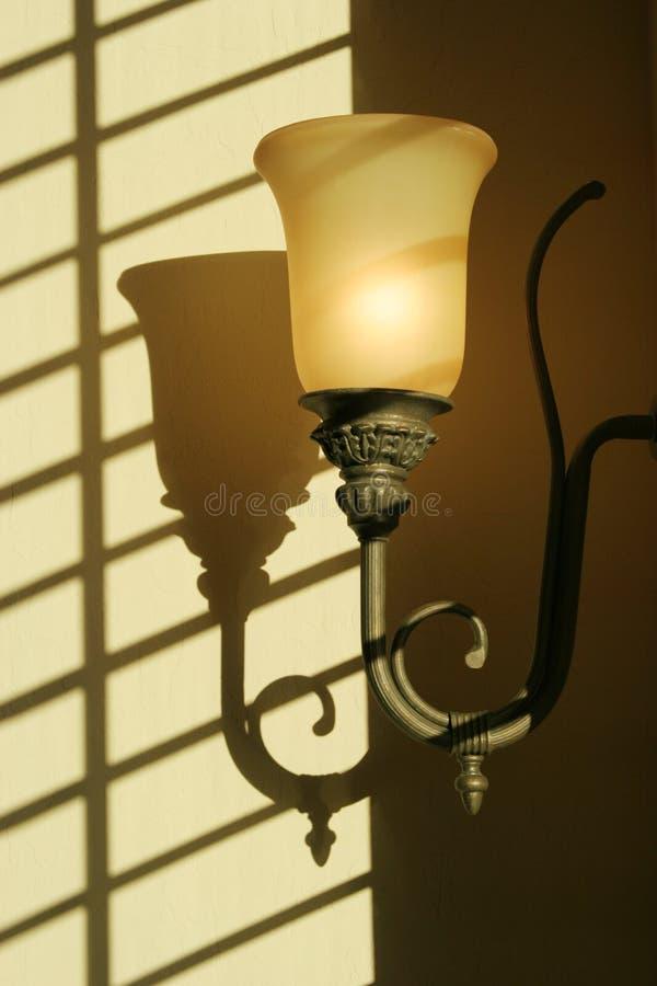 Light fixture stock image