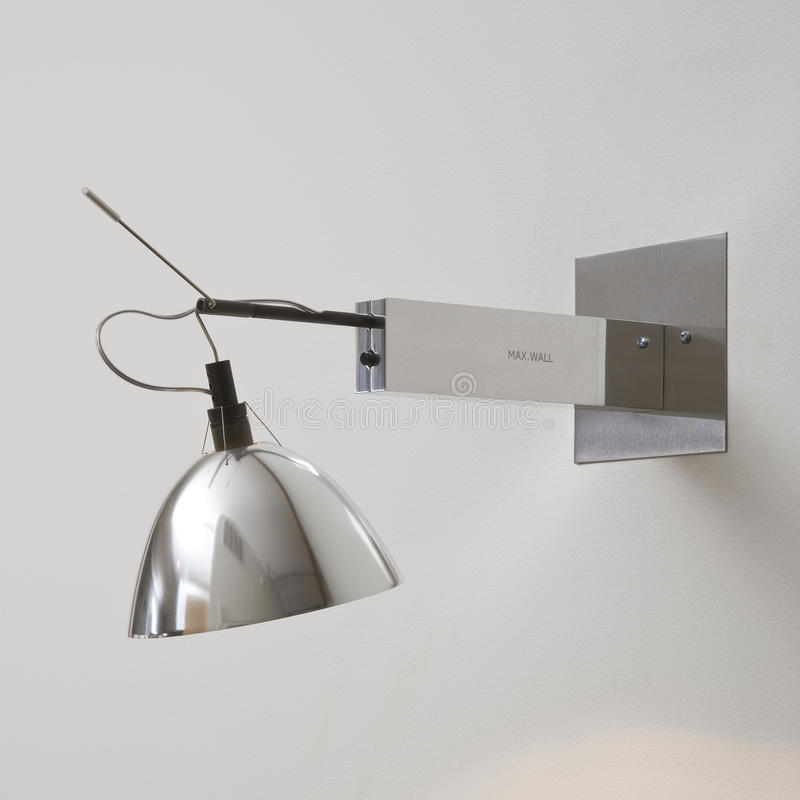 Free Light Fixture On A Wall Royalty Free Stock Images - 14471939