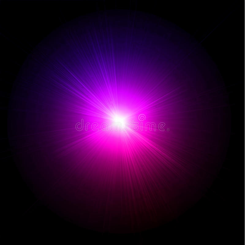Download Light Flare Pink Effect. Vector Stock Vector - Illustration of blur, abstract: 31445861