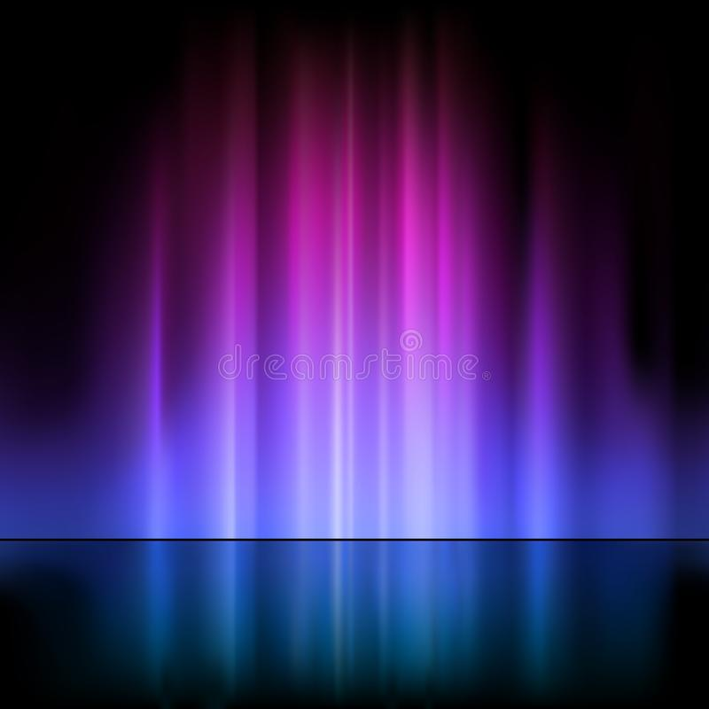 Download Light Fountain stock vector. Image of bright, background - 20874732