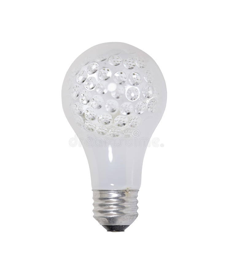 Light on Golf royalty free stock image