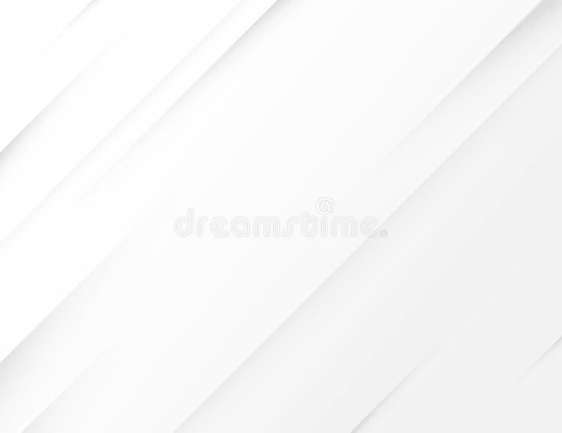 Light gray abstract background vector design stock illustration