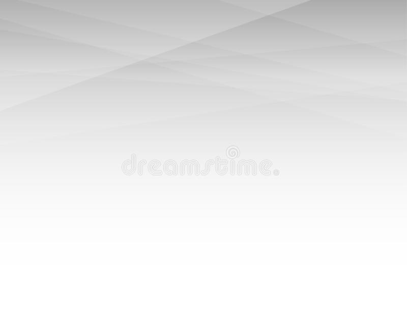 Light gray layer lines shape triangle geometric abstract background royalty free illustration