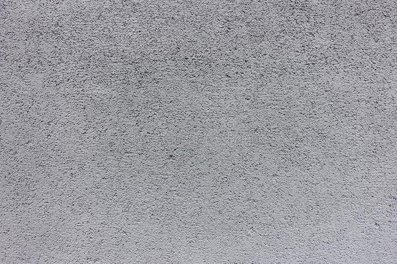 Light Gray Rough Painted Concrete Wall Texture Stock Photo Image
