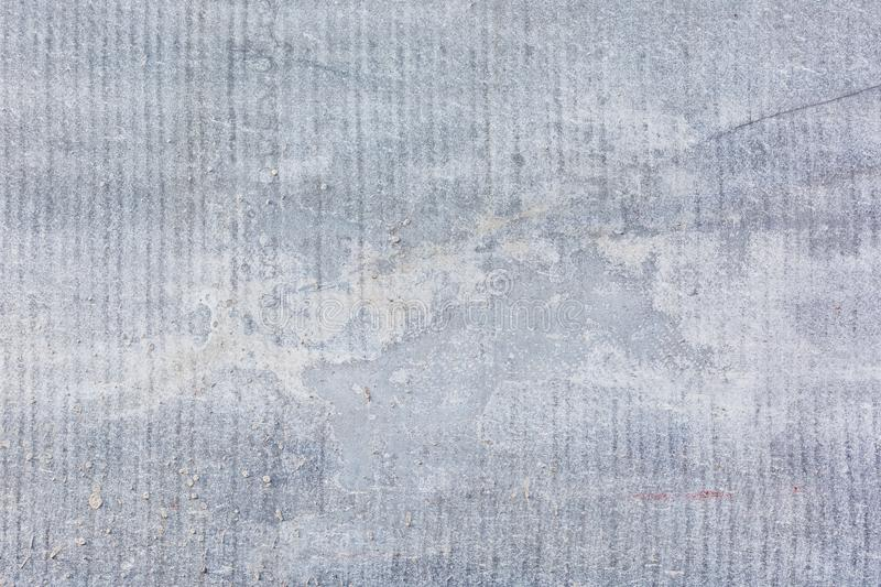 Light gray sheet of old slate closeup. Abstract background with texture. The basis for advertising, website and layout stock image