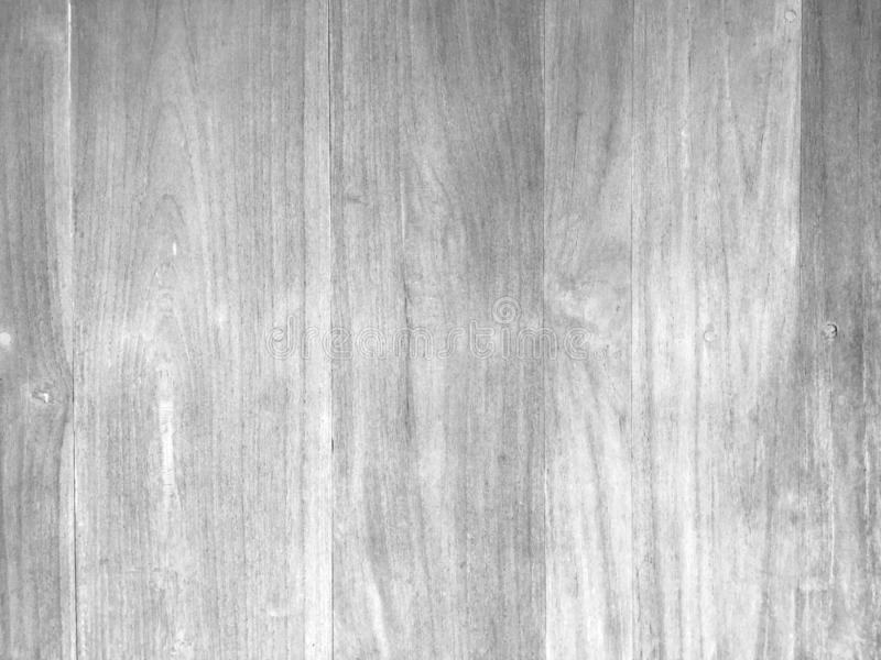Light gray of wood plank texture. Old vintage style of wooden table on top view. royalty free stock photography