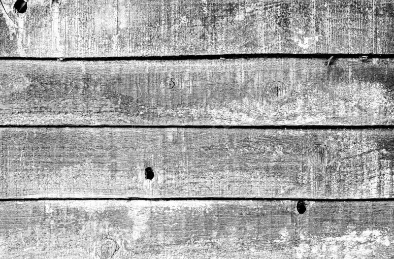 4 light Grayscale horizontal wooden stripe. 4 light shaded Grayscale horizontal wooden stripe with a grunge effect stock photos