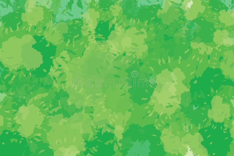 Light green cool and modern watercolor painted abstract background vector illustration. Light green cool and modern watercolor painted abstract background vector vector illustration