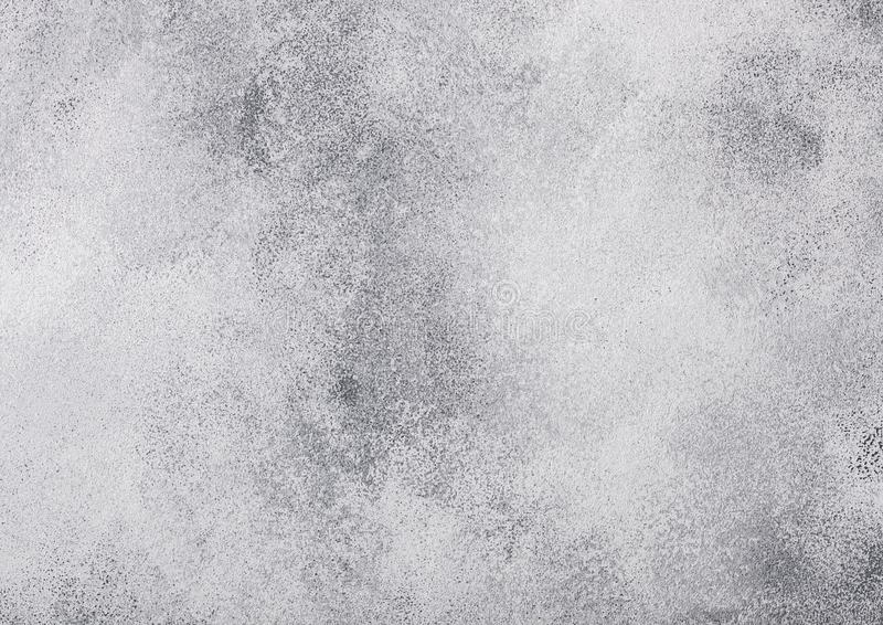 Light grey cement concrete stone wall texture background stock images