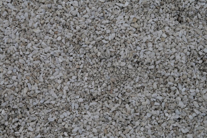 Download Light Grey Fine-grained Gravel Royalty Free Stock Photography - Image: 11197107
