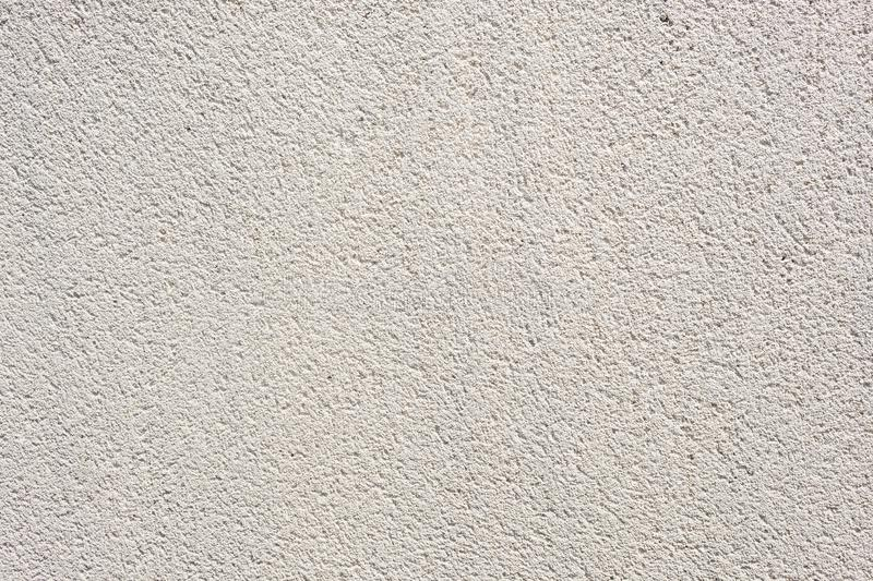 Light grey real concrete wall background texture, cement wall, plaster texture, empty for designers royalty free stock images