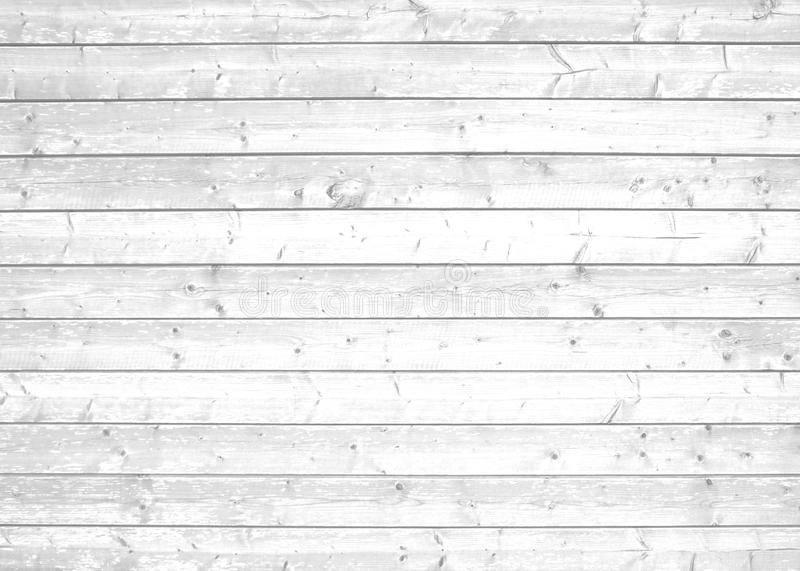 Light grey wooden planks background. Light grey white wooden background with rustic natural planks stock photography