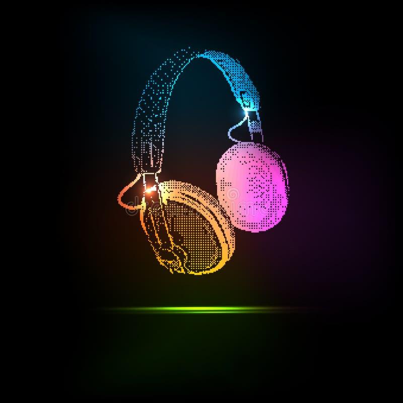 Free Light Headphones Royalty Free Stock Photography - 32946437