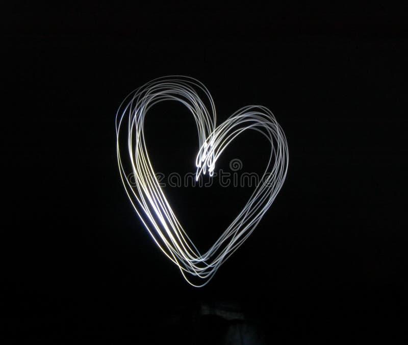 Light heart stock images