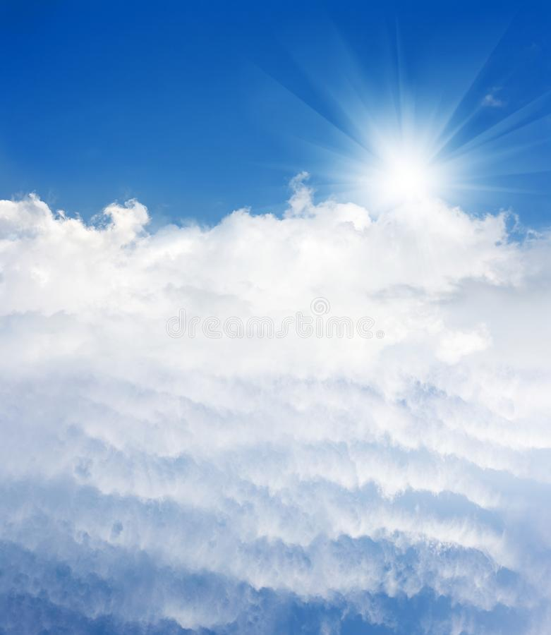 Download Light from heaven stock image. Image of peaceful, meteorology - 16859275