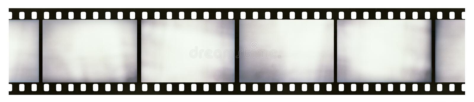 Download Light-leaked film strip stock photo. Image of backdrop - 20207628
