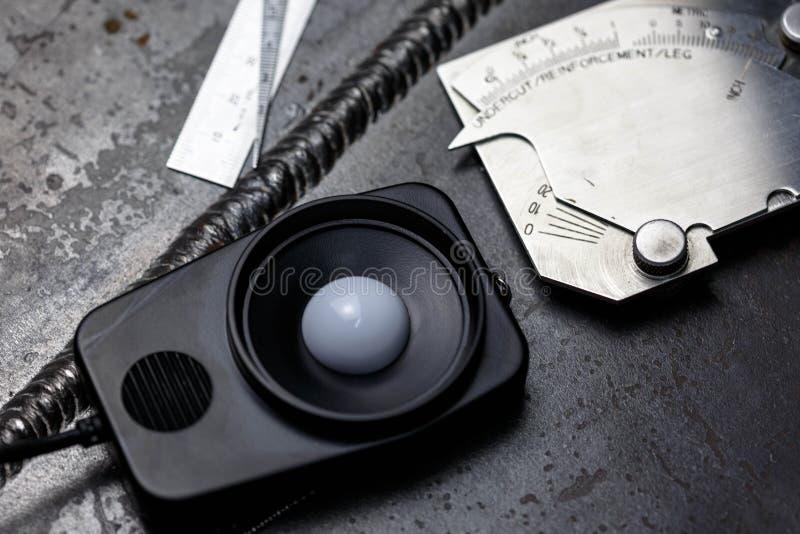 light meter sensor royalty free stock image