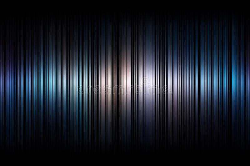 Light motion abstract stripes background, backdrop speed stock illustration