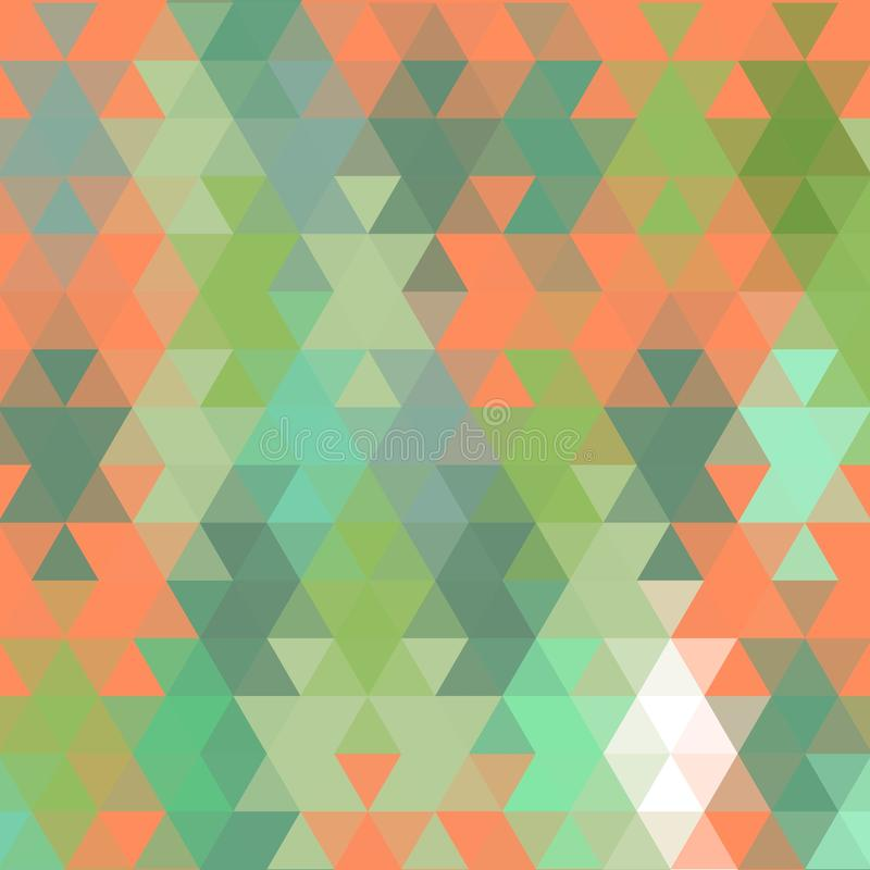 Light Multicolor, Rainbow vector hexagon mosaic cover. Colorful illustration in abstract style with gradient. A new royalty free illustration