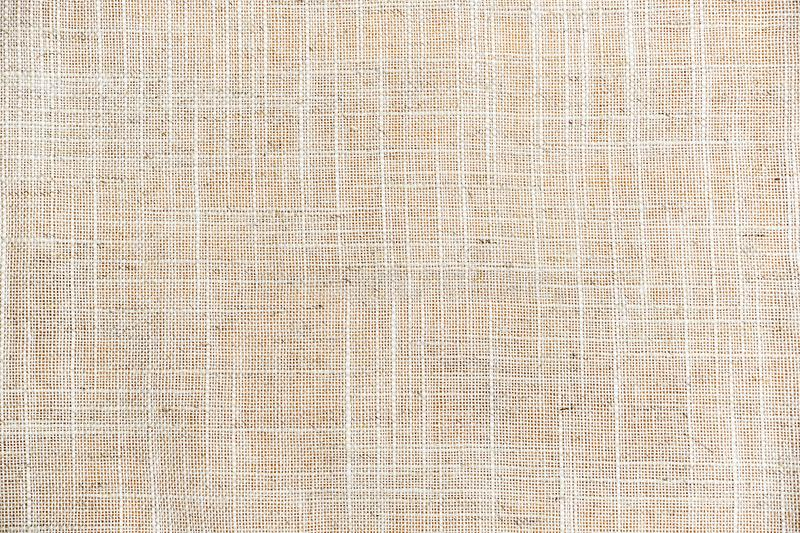 light natural linen seamless texture as background royalty free stock photography