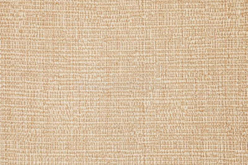 Light natural linen texture for the background stock photography