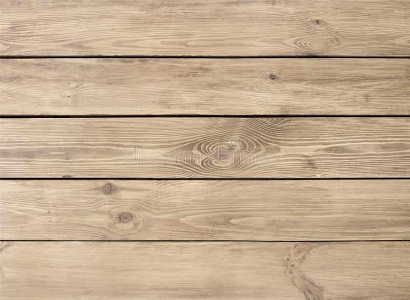Light natural wood plank texture of boards stock photos