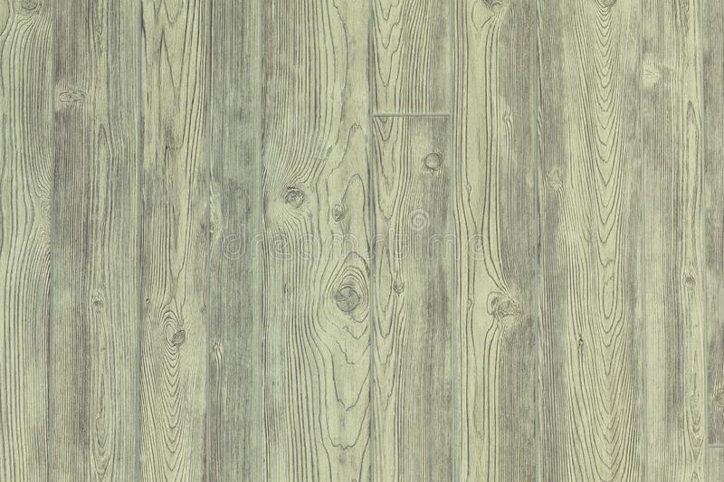 Light olive painted old wooden background. Green wood texture royalty free stock photos