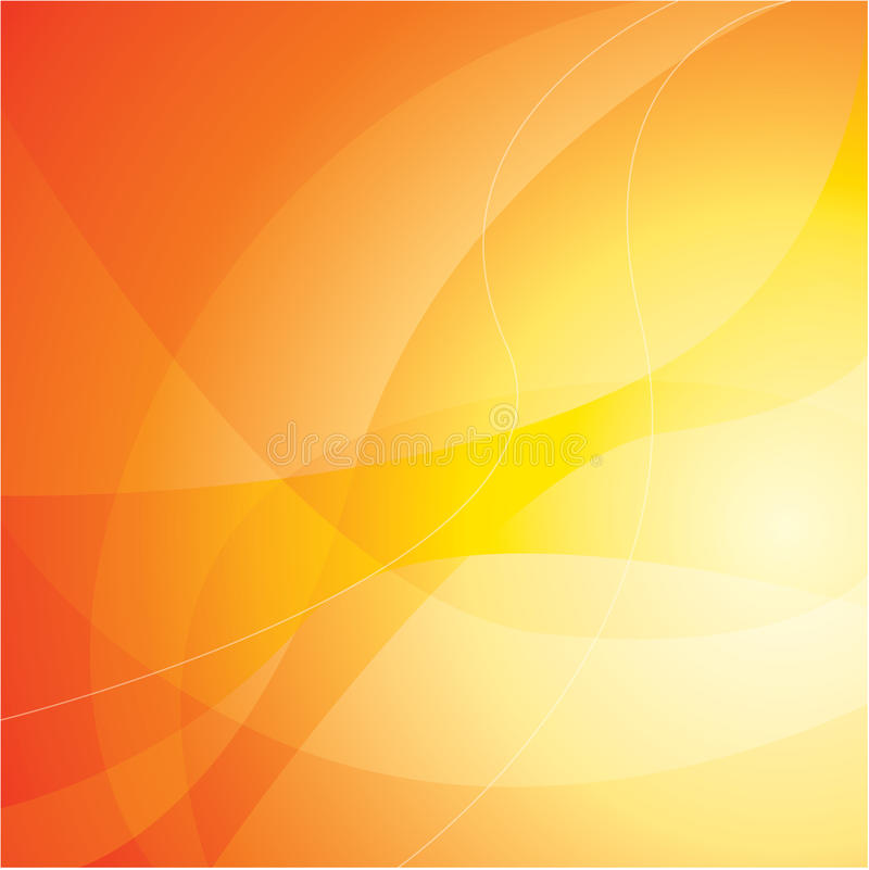 Light Orange Background Stock Images