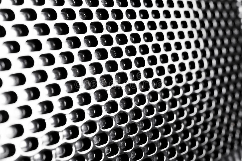 Light Patterns. Abstract black eliptical pattern with light and shadow royalty free stock photos