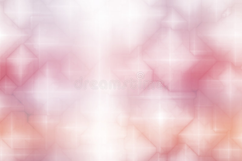 Light Pink Magical Fantasy Abstract Background. Pattern royalty free illustration