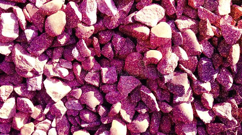 Light pink stone texture background with glitter effect background royalty free stock photography