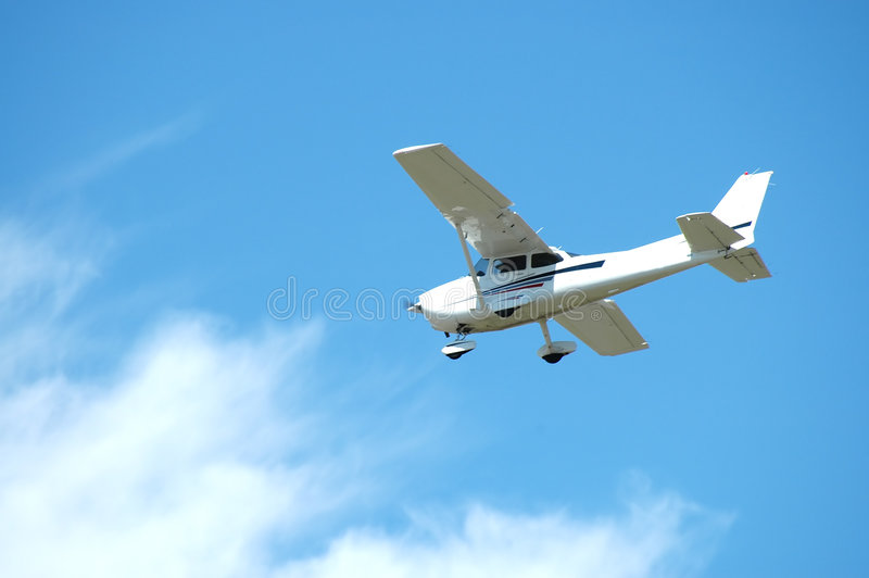 Download Light Plane Stock Photo - Image: 199820