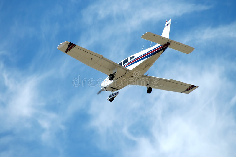 Download Light plane stock image. Image of airport, engine, palo - 199853