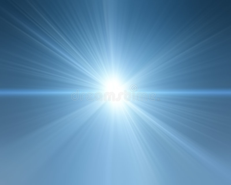 Light Point. (the ray of star