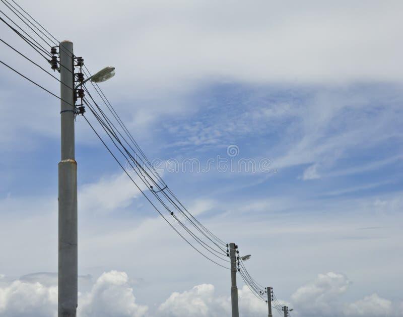 Download Light pole. stock photo. Image of light, lighting, metal - 26652324