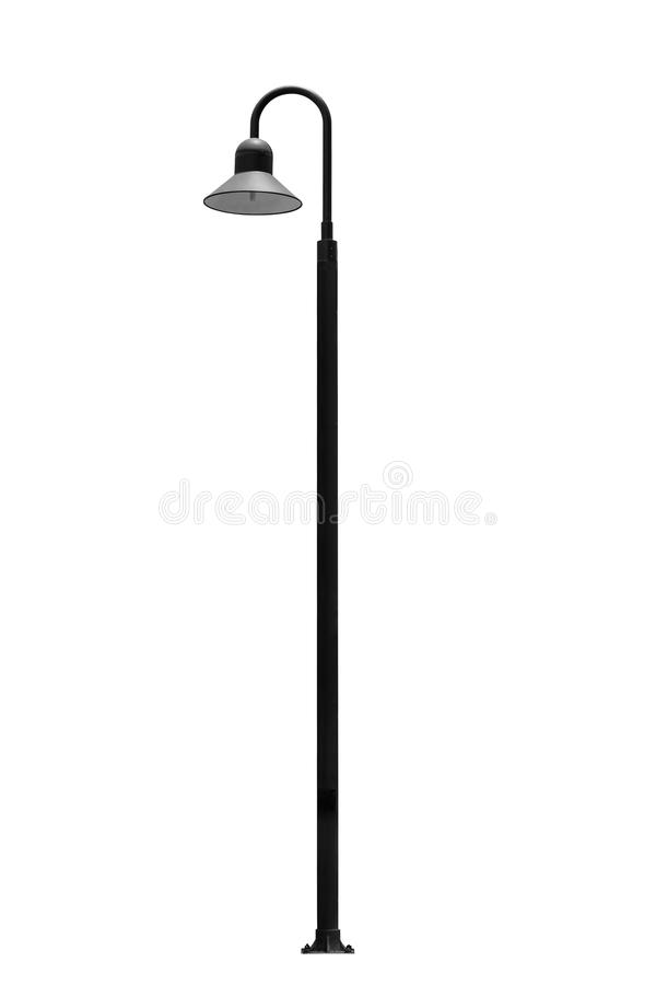 Download Light pole isolated stock photo. Image of electricity - 41225820
