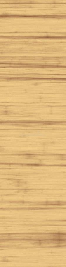 Light poplar wood texture background stock illustration