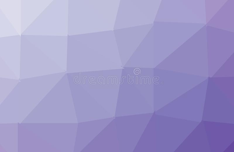 Light Purple, Pink vector Pattern. triangular template. Geometric sample. Repeating routine with triangle shapes. New texture for royalty free illustration