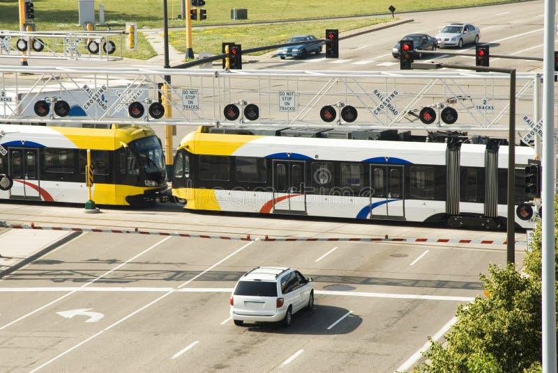 Download Light Rail 9 stock photo. Image of cars, metro, hennepin - 2669316