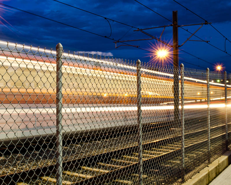 Download Light Rail Light stock photo. Image of fast, speed, train - 20853968