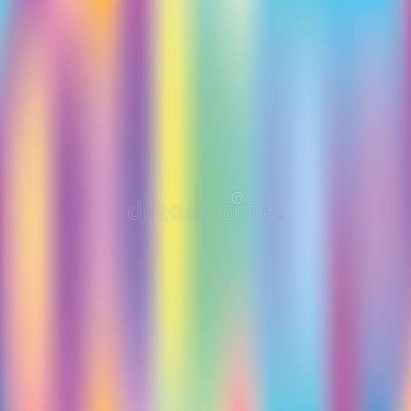 Light rainbow mesh vector background vector illustration