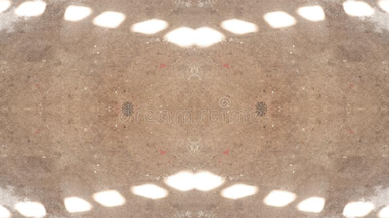 Light reflection on the floor royalty free stock images